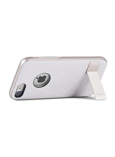 Kameleon iPhone 8 / 7 Fildişi Beyaz Telefon Kılıfı-Moshi